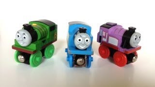getlinkyoutube.com-Thomas and Friends Early Engineers Trains Thomas, Percy and Rosie by PleaseCheckOut Channel