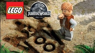 getlinkyoutube.com-LEGO Jurassic World Pelicula Completa Español - Todas Las Cinematicas - 1080p - Game Movie