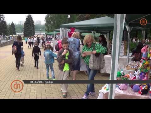 В Донецке террористы устроили квест для детей по «истории» оккупации.