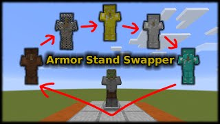 getlinkyoutube.com-Armor Stand Swapper - Tutorial