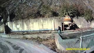 getlinkyoutube.com-ドラレコ映像 大型ダンプの知られざる世界
