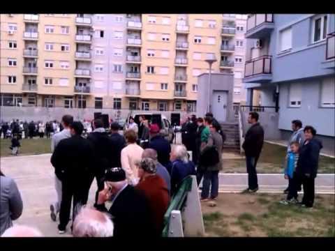 Protest u naselju Stepa Stepanovic 1. deo