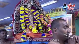 சுவிச்சர்லாந்து – சூரிச் அருள்மிகு சிவன் கோவில் ஆறாம் நாள் பகல்த் திருவிழா 10.07.2019