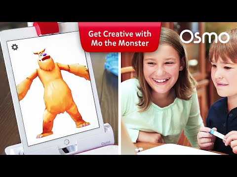 Osmo Creative Starter Kit for iPad - Ages 5-10 (Osmo Base Included)