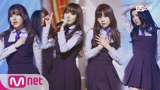 getlinkyoutube.com-GFRIEND(여자친구) - Rough Comeback Stage M COUNTDOWN 160128 EP.458
