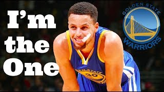 Stephen Curry ~ I'm the One
