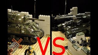 Halo VS Call of Duty (Stop Motion Animation) width=