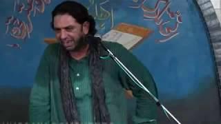 Alama Nasir Abbas of Multan In Lalalmusa on 24 July 2011 prt 2