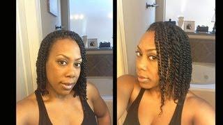 getlinkyoutube.com-Twists on Natural Hair