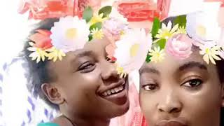 Watch young & happy Ghanaian lesbian couple enjoy themselves