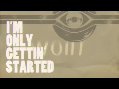 Breathe Carolina - Blackout Lyric Video