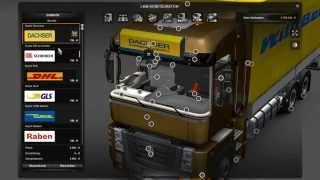 getlinkyoutube.com-[ETS2] Renault Magnum Tandem Mod