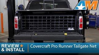 1997-2017 F-150 Covercraft Pro Runner Tailgate Net (Excluding Flareside) Review & Install