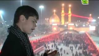 getlinkyoutube.com-نشيد سلام على أطيب الأطيبين - الرادود محمد حسين خليل