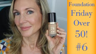 getlinkyoutube.com-Foundation Friday for Over 50 #6 | Too Faced Born This Way