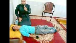شاهد العين ماذا تفعل بالأطفال ـ الراقي المغربي نعيم ربيع