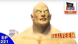 Baal Veer   बालवीर   Episode 221   Cops Shoot The Sandman