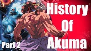 getlinkyoutube.com-History Of Akuma Part 2 Street Fighter V