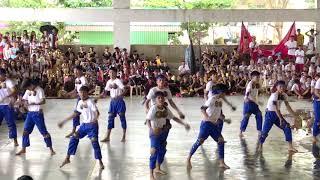 Maglalatik ICT 2A Dance Performance