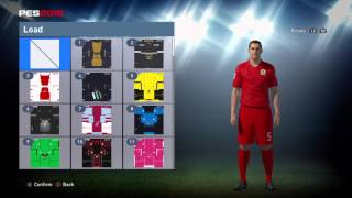getlinkyoutube.com-PES World PES 2016 Blackburn Rovers kit instructions