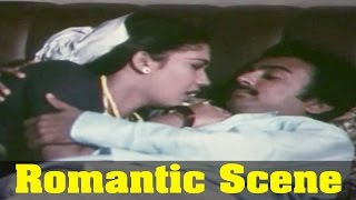 Krishnan Vandan Movie : Mohan, Rekha, Romantic Scene