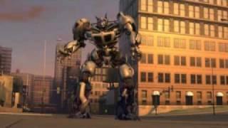 getlinkyoutube.com-Transformers - The Game - Decepticons Cut Scenes part 4