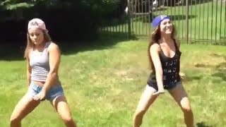 getlinkyoutube.com-[White Girl Edition] Hit The Quan Challenge Compilation #hitthequanchallenge