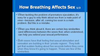 getlinkyoutube.com-How to Overcome Premature Ejaculation Using Breathing Techniques
