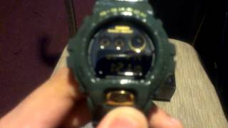 getlinkyoutube.com-G Shock Croc DW6900CR-3