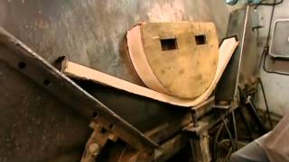 getlinkyoutube.com-Comment c'est fait : Le cintrage du bois