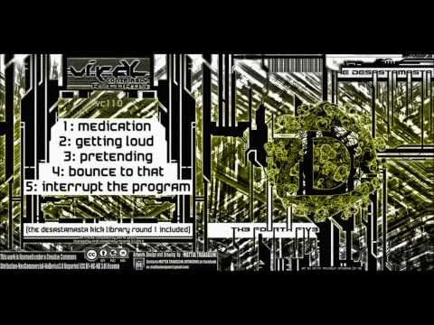 Viral Conspiracy Records - The DesastaMasta - Th3 Fourth Fiv3 - 1. Medication