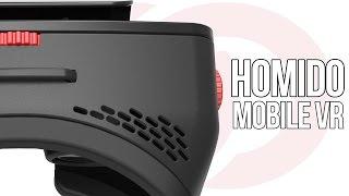 getlinkyoutube.com-شرح ومراجعة نظارة هوميدو للواقع الافتراضي Homido Headset VR