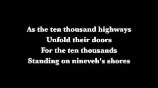getlinkyoutube.com-Ten Thousand~Lyrics