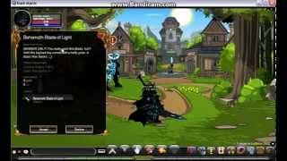 getlinkyoutube.com-=AQW= How to get Behemoth Blade of Light/Shadow fast in Dark Mystic