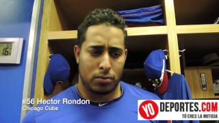 Hector Rondon Chicago Cubs