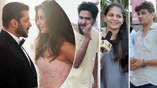 Public Reaction On Salman - Katrina's First Look Of Tiger Zinda Hai