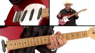 getlinkyoutube.com-Johnny Hiland Guitar Lesson - #2 Working Man Blues Rhythm
