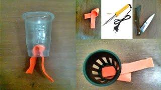 getlinkyoutube.com-Cara Membuat Netpot Hidroponik Sederhana dan Murah