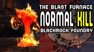 getlinkyoutube.com-THE BLAST FURNACE - Normal Kill (Blackrock Foundry) WoD LIVE