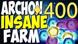 getlinkyoutube.com-INSANE Archons Forge FARM (Rise of Iron Archons Forge Insane 385+ Farm)