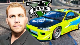 getlinkyoutube.com-PAUL WALKER IN GTA V