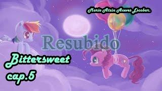 getlinkyoutube.com-Fanfic mlp La muerte de Pinkie Pie BITTERSWEET cap 5. (RESUBIDO)