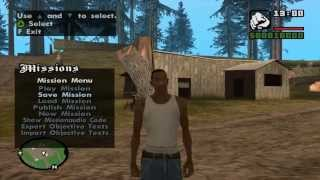 getlinkyoutube.com-GTA San Andreas - Missions DYOM : Les Massacres de Leatherface 1 et 2 + La journée de Frank