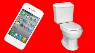 getlinkyoutube.com-Praktyczne Serwisowanie - iPhone 4s vs Kibel - Jak naprawić telefon po zalaniu