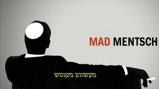 Mad Mentsch #1 - Jewish Version of