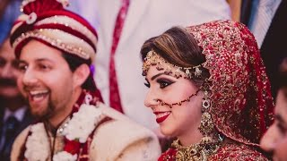 getlinkyoutube.com-Musheer & Warda | Romantic Pakistani Wedding Highlight Film | Toronto | 4K