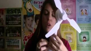 getlinkyoutube.com-DIY Cómo hacer un molino de viento-How to make a windmill