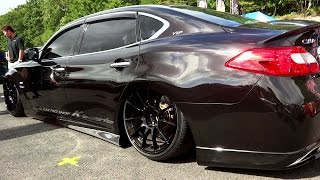 getlinkyoutube.com-NISSAN CIMA Y51 Custom Car   日産 シーマ Y51  カスタムカー  Car Audio  カーオーディオ