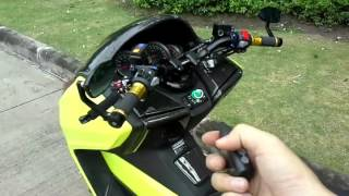 getlinkyoutube.com-Forza300 คุณทิม Run Alarm (ร้านรันอลาม)สนใจ 081-9696-536