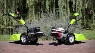 getlinkyoutube.com-Grillo Walking Tractor G 46